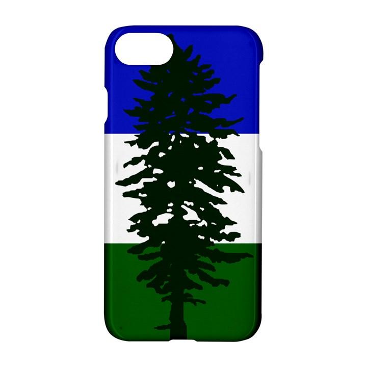 Flag of Cascadia Apple iPhone 7 Hardshell Case