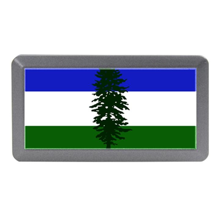 Flag of Cascadia Memory Card Reader (Mini)