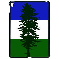 Flag Of Cascadia Apple Ipad Pro 9 7   Black Seamless Case by abbeyz71