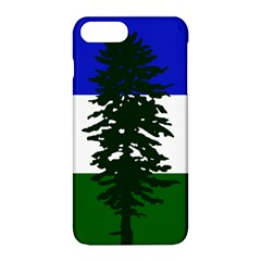 Flag Of Cascadia Apple Iphone 8 Plus Hardshell Case by abbeyz71