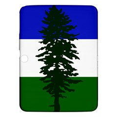 Flag Of Cascadia Samsung Galaxy Tab 3 (10 1 ) P5200 Hardshell Case