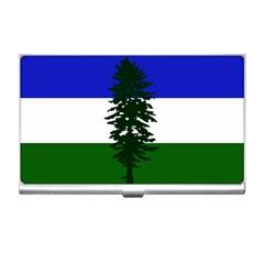 Flag Of Cascadia Business Card Holders