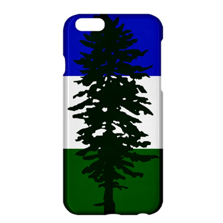 Flag of Cascadia Apple iPhone 6 Plus/6S Plus Hardshell Case