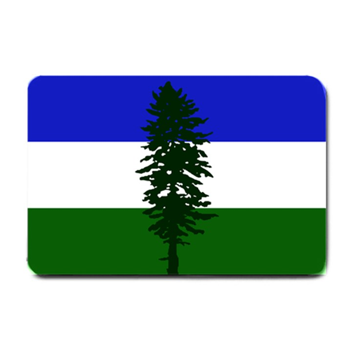 Flag of Cascadia Small Doormat