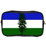 Flag of Cascadia Toiletries Bags 2-Side Front