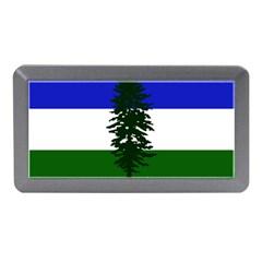Flag Of Cascadia Memory Card Reader (mini) by abbeyz71