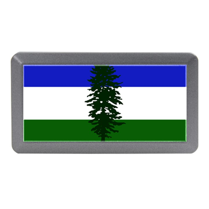 Flag of Cascadia Memory Card Reader (Mini)