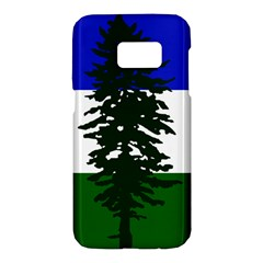 Flag Of Cascadia Samsung Galaxy S7 Hardshell Case