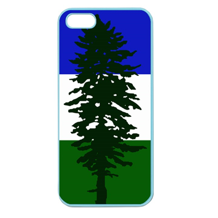 Flag of Cascadia Apple Seamless iPhone 5 Case (Color)