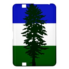Flag Of Cascadia Kindle Fire Hd 8 9  by abbeyz71