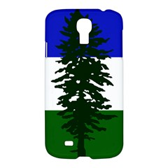 Flag Of Cascadia Samsung Galaxy S4 I9500/i9505 Hardshell Case by abbeyz71