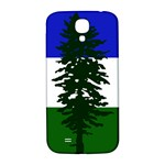 Flag of Cascadia Samsung Galaxy S4 I9500/I9505  Hardshell Back Case Front