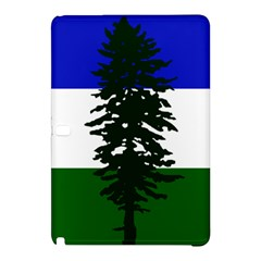 Flag Of Cascadia Samsung Galaxy Tab Pro 10 1 Hardshell Case by abbeyz71