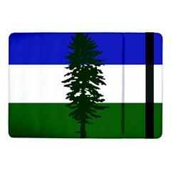 Flag Of Cascadia Samsung Galaxy Tab Pro 10 1  Flip Case by abbeyz71