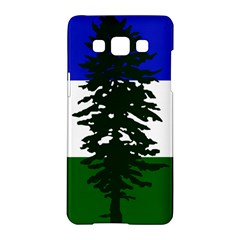 Flag Of Cascadia Samsung Galaxy A5 Hardshell Case