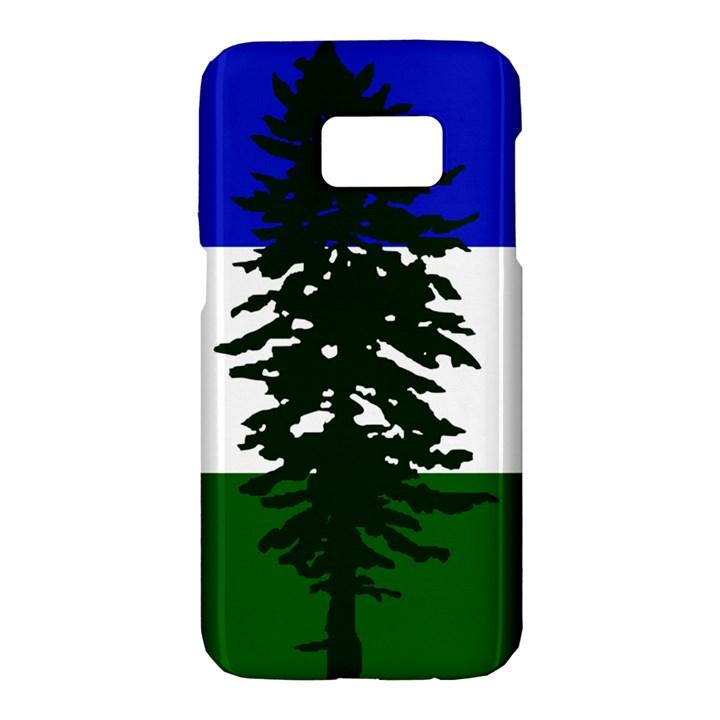 Flag of Cascadia Samsung Galaxy S7 Hardshell Case
