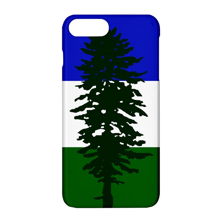 Flag of Cascadia Apple iPhone 8 Plus Hardshell Case