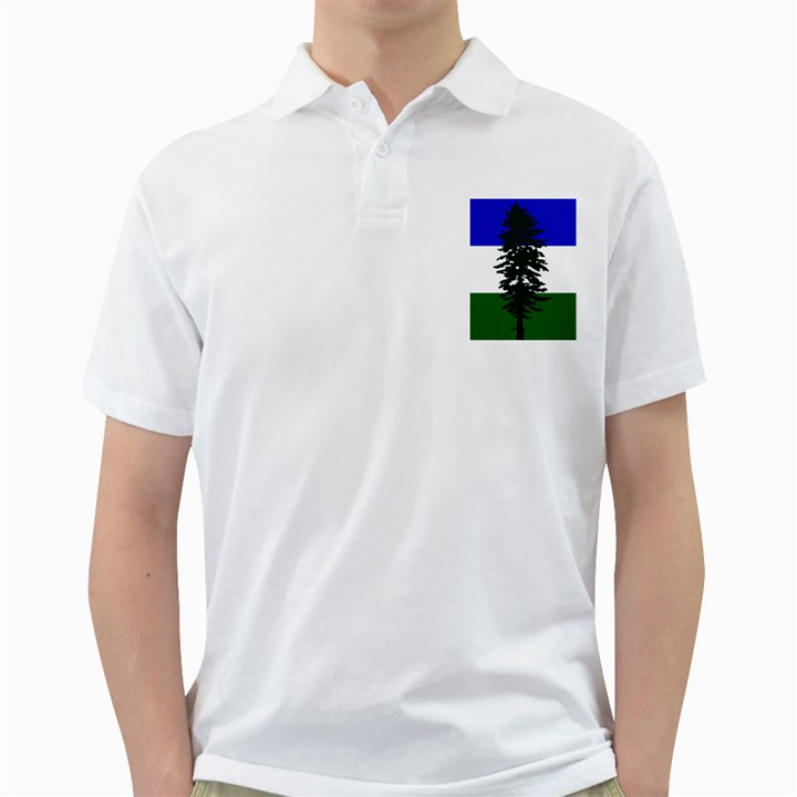 Flag of Cascadia Golf Shirts