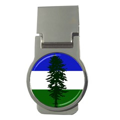 Flag Of Cascadia Money Clips (round)  by abbeyz71