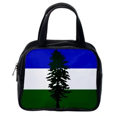 Flag Of Cascadia Classic Handbags (one Side) by abbeyz71