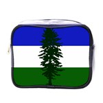 Flag of Cascadia Mini Toiletries Bags Front
