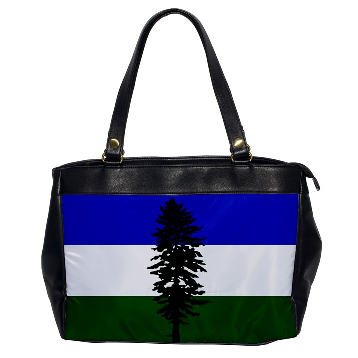 Flag of Cascadia Office Handbags