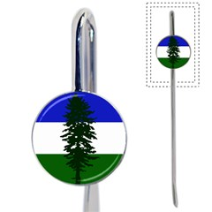 Flag Of Cascadia Book Mark by abbeyz71