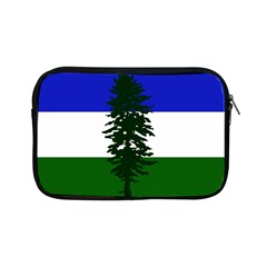 Flag Of Cascadia Apple Ipad Mini Zipper Cases by abbeyz71