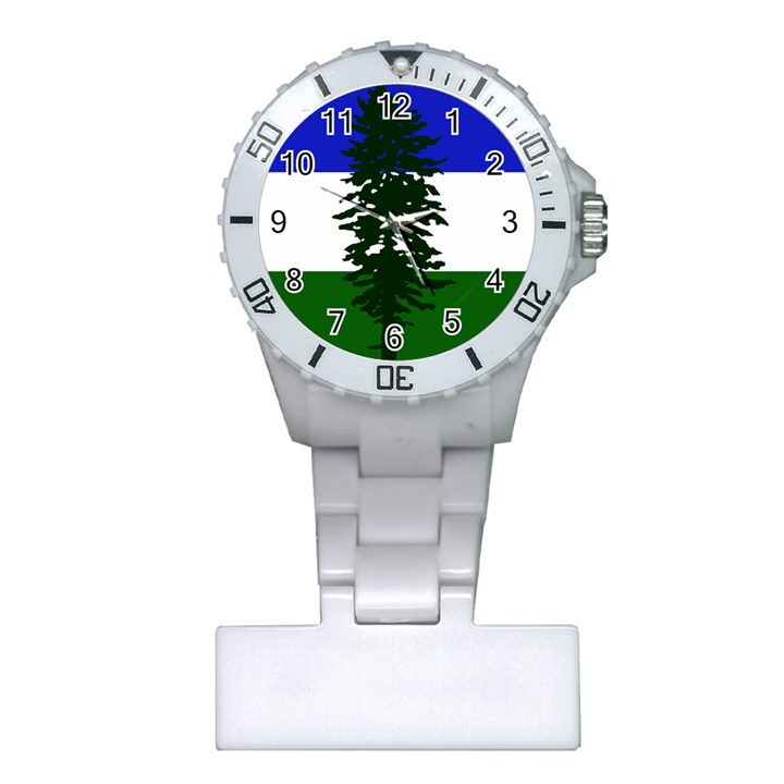 Flag of Cascadia Plastic Nurses Watch