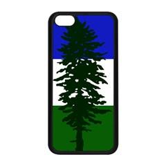 Flag Of Cascadia Apple Iphone 5c Seamless Case (black)