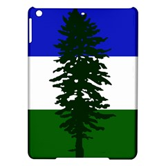 Flag Of Cascadia Ipad Air Hardshell Cases by abbeyz71