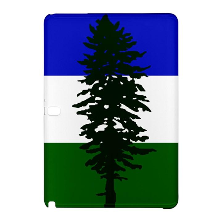 Flag of Cascadia Samsung Galaxy Tab Pro 10.1 Hardshell Case