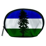 Flag of Cascadia Accessory Pouches (Medium)  Front