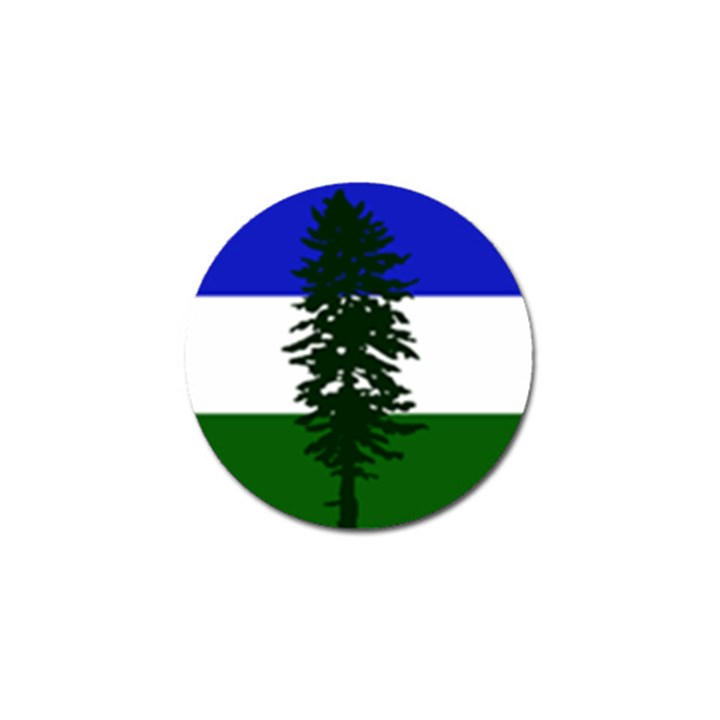 Flag of Cascadia Golf Ball Marker (10 pack)