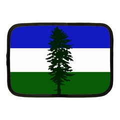 Flag Of Cascadia Netbook Case (medium)  by abbeyz71