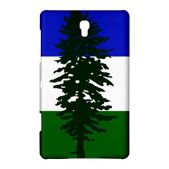 Flag Of Cascadia Samsung Galaxy Tab S (8 4 ) Hardshell Case  by abbeyz71