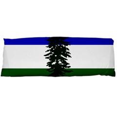 Flag Of Cascadia Body Pillow Case (dakimakura) by abbeyz71