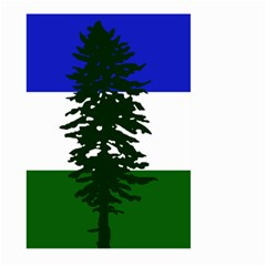 Flag Of Cascadia Large Garden Flag (two Sides) by abbeyz71