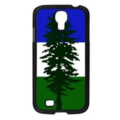 Flag Of Cascadia Samsung Galaxy S4 I9500/ I9505 Case (black) by abbeyz71