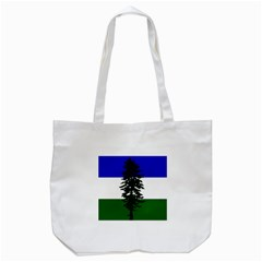 Flag Of Cascadia Tote Bag (white) by abbeyz71