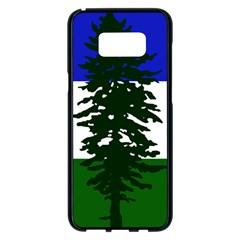 Flag Of Cascadia Samsung Galaxy S8 Plus Black Seamless Case by abbeyz71