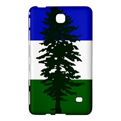 Flag Of Cascadia Samsung Galaxy Tab 4 (7 ) Hardshell Case  by abbeyz71
