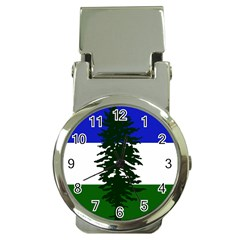 Flag Of Cascadia Money Clip Watches by abbeyz71