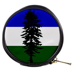 Flag Of Cascadia Mini Makeup Bags by abbeyz71