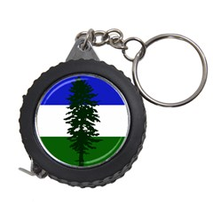 Flag Of Cascadia Measuring Tape by abbeyz71