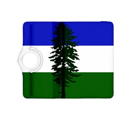 Flag Of Cascadia Kindle Fire Hdx 8 9  Flip 360 Case by abbeyz71