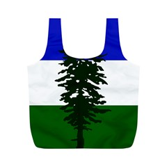 Flag Of Cascadia Full Print Recycle Bags (m)  by abbeyz71