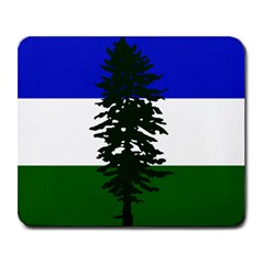 Flag 0f Cascadia Large Mousepads by abbeyz71