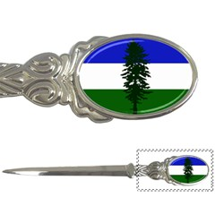 Flag 0f Cascadia Letter Openers by abbeyz71
