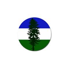 Flag 0f Cascadia Golf Ball Marker (10 Pack) by abbeyz71